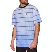 T-Shirt de Manga Curta Globe Sidekicker Stripe