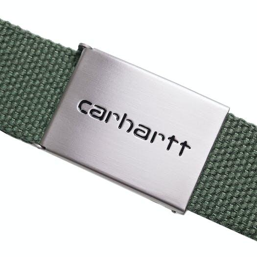 Carhartt Clip Chrome Web Belt