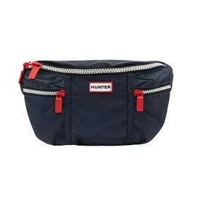 Hunter Original Nylon Gürteltasche - Navy