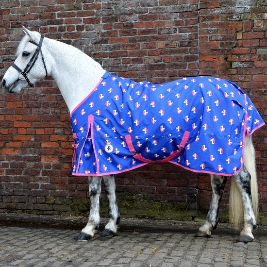 Derby House Pro Unicorn Lightweight Standard Turnout Rug