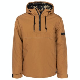 Dickies Belspring Winddichte Jacken - Brown Duck