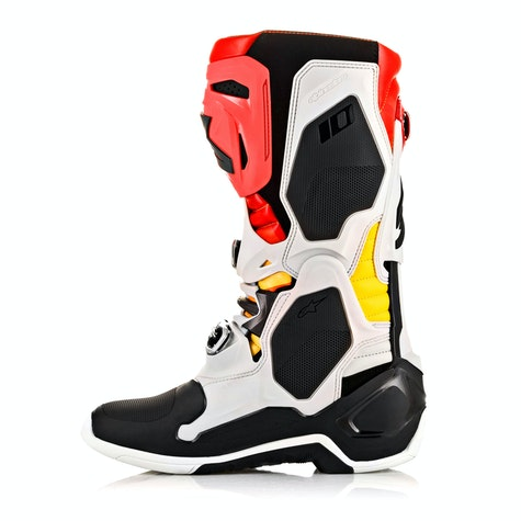 Alpinestars Tech 10 Limited Edition Indianapolis MX-Stiefel