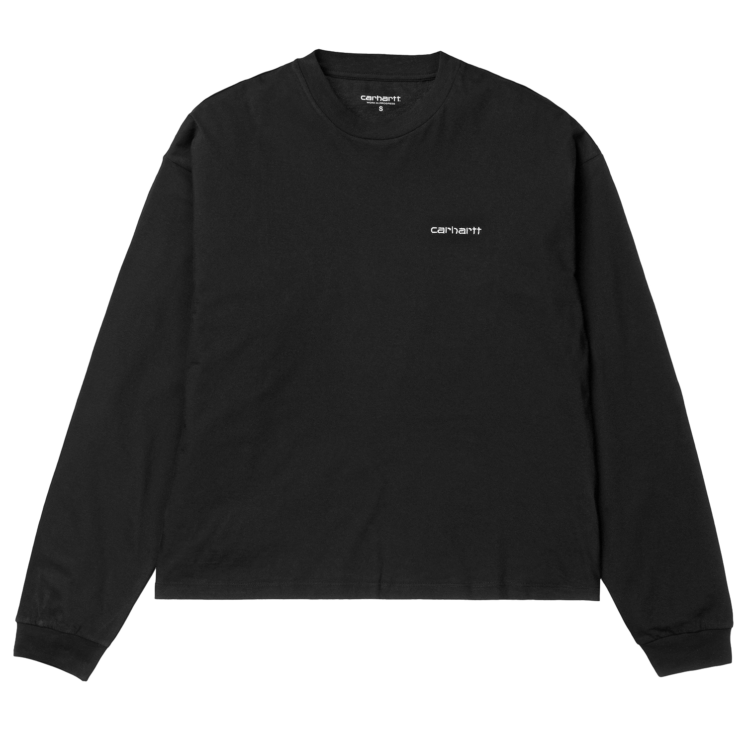 Carhartt Script Embroidery Langærmet t shirt available from