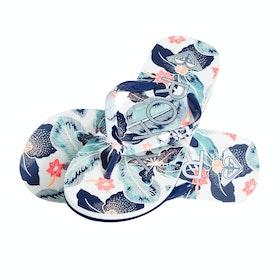 Roxy Pebbles Vip Girls Sandals - Dark Blue