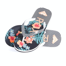 Roxy Pebbles Vip Girls Sandals - Multicolour