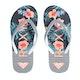 Roxy Pebbles Vip Girls Sandals