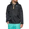 K-Way Le Vrai Leon 3.0 Waterproof Jacket - Black