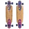 Dusters Channel Tripycal 38 Inch Longboard - Purple