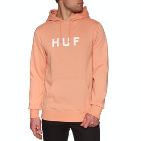Pullover à Capuche Huf Essentials OG Logo - Canyon Sunset