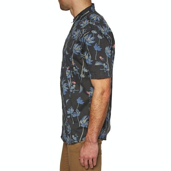 T-Shirt a Manica Corta Globe Typhoon