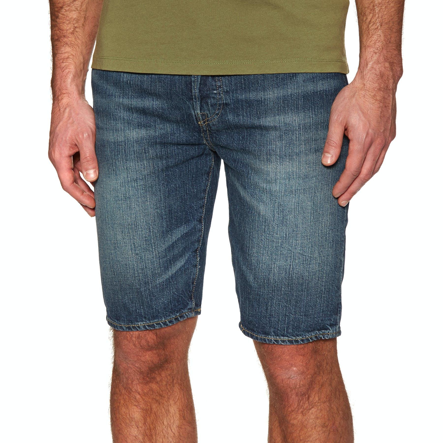 Levis 501 Hemmed Walk Shorts