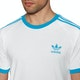 Adidas Originals 3 Stripes Short Sleeve T-Shirt
