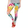 Leggings Adidas Originals 3 Stripe - Tropical Print
