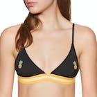Rip Curl T*tsUp Collab Fixed Tri Bikini Top