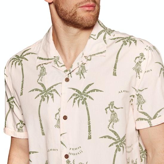 Hurley Aloha Woven Short Sleeve Shirt