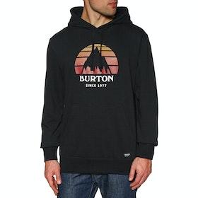 Burton Underhill Pullover Hoody - True Black