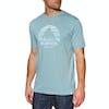 Burton Underhill Short Sleeve T-Shirt - Stone Blue