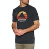 Burton Underhill Short Sleeve T-Shirt - True Black