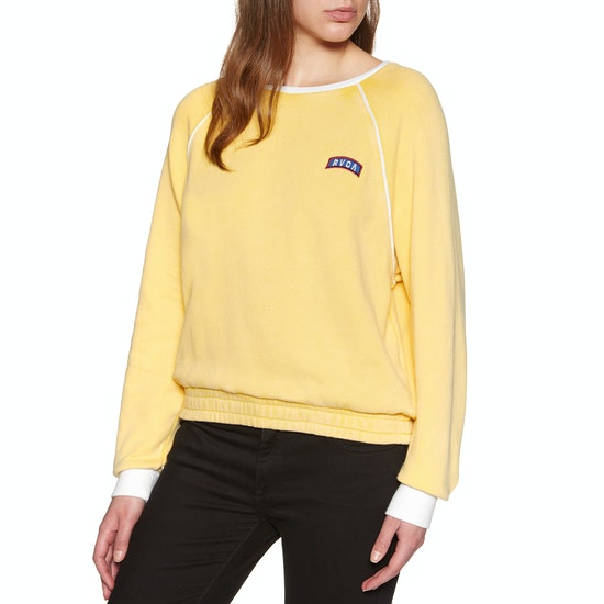 RVCA Hangtown Fleece Womens Sweater