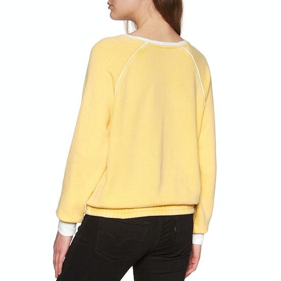 RVCA Hangtown Fleece Womens Sweater