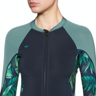 O'Neill Bahia 1/0.5mm Front Zip Wetsuit Jacket
