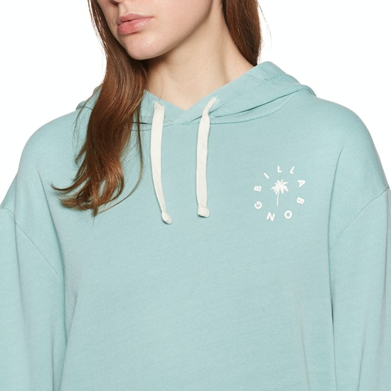Billabong Salty Wash Womens Pullover Hoody