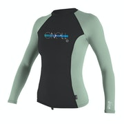 O'Neill Premium Skins Long Sleeve Girls Rash Vest