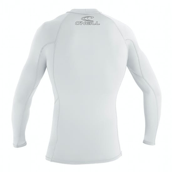 O'Neill Basic Skins Long Sleeve Crew Girls Rash Vest