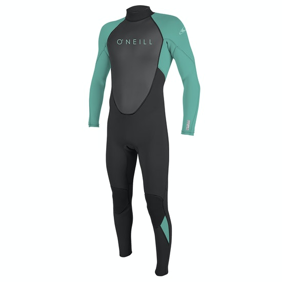 O'Neill Reactor II 3/2mm Back Zip Kids Wetsuit