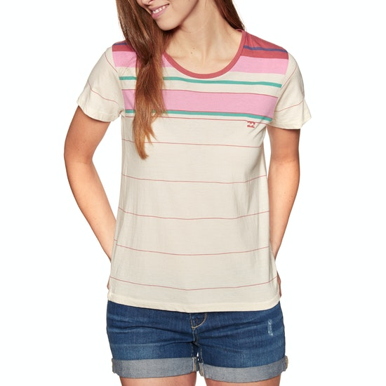 Billabong Soul Babe Womens Short Sleeve T-Shirt