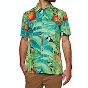 Hurley Costa Rica Woven Short Sleeve Shirt