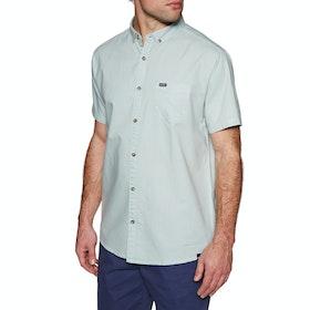 Animal Smokeys Short Sleeve Shirt - Blue Mist