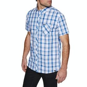 Animal Switches Short Sleeve Shirt - White
