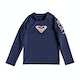 Licra Girls Roxy Whole Hearted Long Sleeve