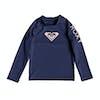 Anti-Irritazioni Roxy Whole Hearted Long Sleeve - Medieval Blue