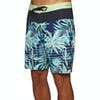 Quiksilver Highline Drained Out 19in Boardshorts - Jade Lime