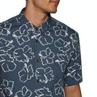 Quiksilver Waterman Seasick Hilo Short Sleeve Shirt