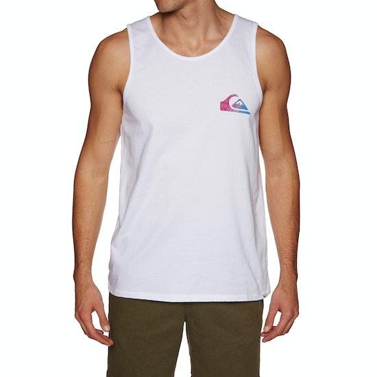 Quiksilver Time Warp Mens Tank Vest
