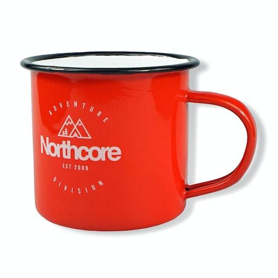 Northcore Adventure Division Enamel Mug