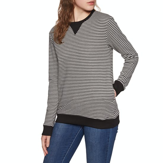 SWELL Dexta Stripe Crew Womens Sweater