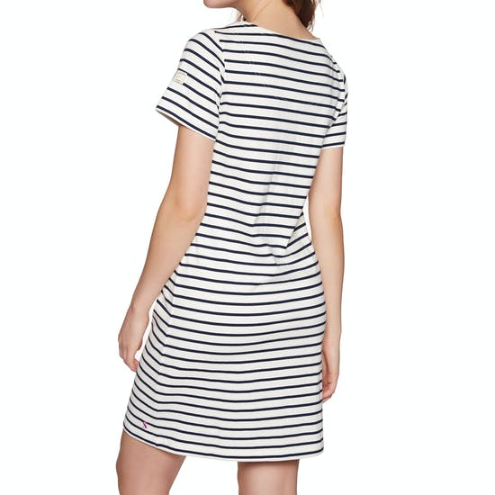 Joules Riviera Short Sleeve Jersey Dress