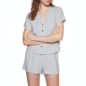 SWELL Sunset Womens Pyjamas - Stripe