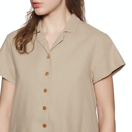 SWELL Sari Womens Short Sleeve Shirt