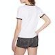 Vans Love Ringer Dames T-Shirt Korte Mouwen