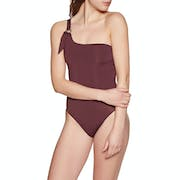 Seafolly Active One Shoulder Swimsuit