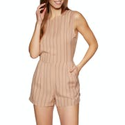 RVCA Tucked In Playsuit