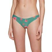 Billabong Seain Green Biarritz Bikini Bottoms