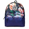Hype Navy Floral Backpack - Multi
