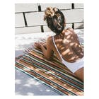 Slowtide Channel Beach Towel