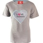 Horka Caliber Flippable Sequins Koszulka z krótkim rękawem